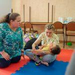 Консультация родителей с дефектологом